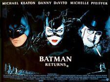Batman Returns 35mm Film Cell strip very Rare var_f