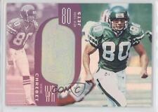 1998 Upper Deck SPx Finite Spectrum 60 Wayne Chrebet New York Jets Football Card