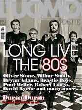 L'uomo Vogue,Duran Duran,Oliver Stone,Paul Weller,Bryan Adams,Beastie Boys NEW