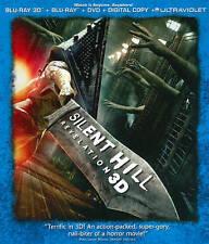 Silent Hill: Revelation (Blu-ray/DVD, 2013, 2-Disc Set, Includes Digital...