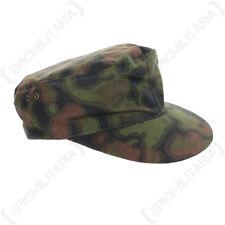 M42 Blurred Edge Field Cap - WW2 Repro German Sun Hat Army Soldier Uniform New