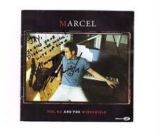 Marcel Chagnon-signedon a CD cover