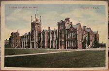 Irish Postcard BELFAST Queen's College University F Frith & Co Northern Ireland
