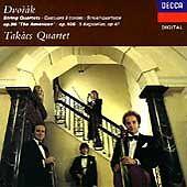 Dvorak: String Quartets, 5 Bagatelles