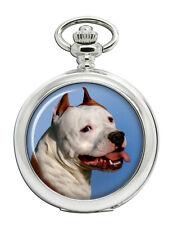 American Staffordshire Terrier Pocket Watch