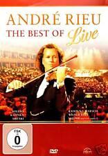 DVD Andre Rieu The Best Of Live DVD zur Jubiläumstour