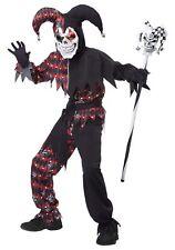 Child's Sinister Jester Costume