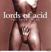 LORDS OF ACID Crab Louse ULTRA RARE PROMO DJ CD Single