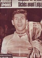 1960 miroir des sports n°813 DELATTRE ANQUETIL GRACZYK