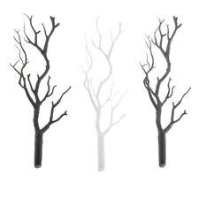 1/24 Scale Scenery Plastic Tree Branch for Model Train Track Accessory Toys