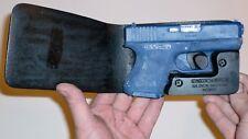 Wallet Holster For Full Concealment - GLOCK 26/27/33 - Kevin's Concealment