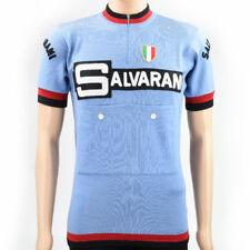 Salvarani merino wool cycling jersey - VV Classics