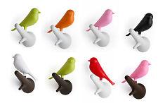 QUALY - Sparrow Hook  --  2er Set - Garderobenhaken / Wandhaken - Ast -  NEU