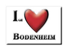 DEUTSCHLAND SOUVENIR - NORDRHEIN WESTFALEN MAGNET BODENHEIM (EUSKIRCHEN)