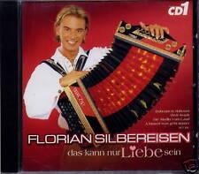FLORIAN SILBEREISEN - DAS KANN NUR LIEBE SEIN (3 CDs)