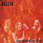 Amon - Feasting the Beast, Deicide, Good Import