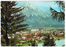 Chrome Postcard Solbad Hall Tirol Innsbruck Austria 1963