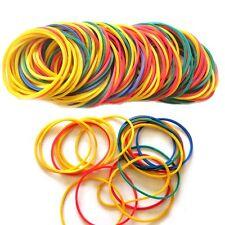 100,200,300,400,500,1000 pcs Mixed Tattoo Rubber Bands #12 standard supplies