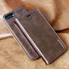 Lujo Funda para Apple y Samsung Smartphone Funda Protectora Móvil Bronce