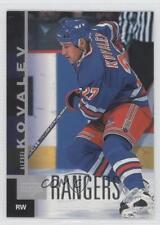 1997-98 Upper Deck #319 Alex Kovalev New York Rangers Hockey Card