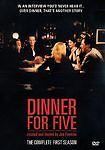 Dinner For Five - Season 1 DVD, Jon Favreau - Host, Chris Donovan......