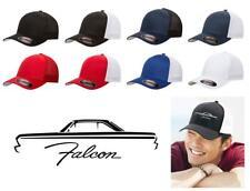 1964 1965 Ford Falcon Hardtop Classic Car Color Outline Design Hat Cap