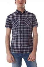 Camicia Armani Jeans AJ Shirt -50% Uomo Blu R6C01HD-50 SALDI
