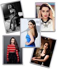 Emilia Clarke Fridge Magnet, Game Of Thrones Chose from 15 designs FREE POSTAGE