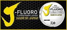 Daiwa J-Fluoro Fluorocarbon Leader Material