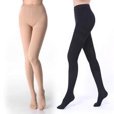 Women's Tights Medical Compression Pantyhose Edema Nurse Flight Travel Stockings