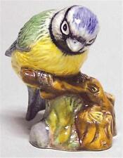 Royal Doulton Animals Figurine Blue Tit Bird Rda101 Nib 2005