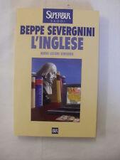 SEVERGNINI L'INGLESE EDIT.RIZZOLI 1°EDIZIONE 1994