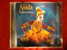 CIRQUE DU SOLEIL - LA NOUBA. CD.