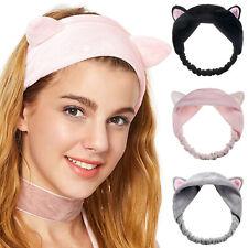 Cat Ears Hairband Head Band Gift Headdress Hair Accessories Girls Makeup Tools
