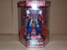 Transformers Robo-Vision Optimus Prime Target Exclusive Movie 2007