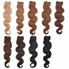 Clip In Extensions    60 cm    Gewellt        100% Echthaar Haarverlängerung