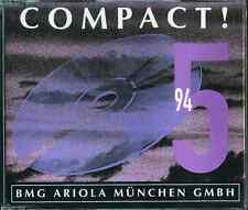 CD-PROMO (C) BMG Ariola 1994 Mario Adorf/Malcolm Mc Laren/Taylor Dayne