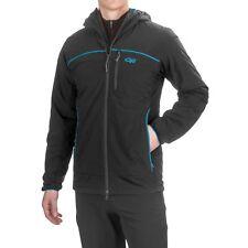 New Men`s Outdoor Research Razoredge PrimaLoft Hooded Jacket MSRP$235