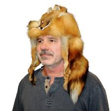 GLACIER WEAR RED FOX MOUNTAIN MAN FUR HAT b6f38ee6b513