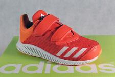 Adidas Bambino Sport Scarpe Corsa Ll-Schuhe Arancione/Albicocca Nuovo