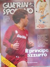 Guerin Sportivo 6 1983 Carlo Ancelotti Aston Villa
