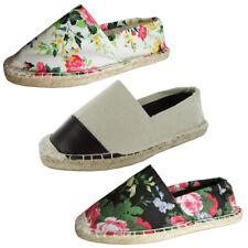 Steve Madden Womens Sonomaa Flat Slip-On Espadrille Shoe