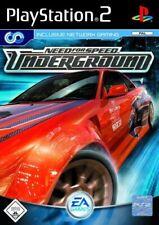 PS2 / Sony Playstation 2 Spiel - Need for Speed: Underground (mit OVP)