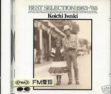 KOICHI IWAKI - BEST SELECTION 1983~1988 - Japan CD