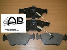 Bremsklötze vorne für MERCEDES C KLASSE W202 200 230 240 250D 280 + Kabel 21664