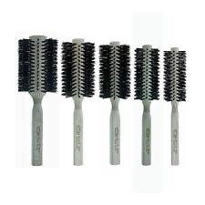 OPTIMA Round Brush ReinforcedBoarBristle Italian Hairdresser Professional Radial