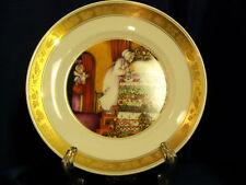 """Royal Copenhagen Hans  Andersen Plate- """"Princess & Pea"""""""