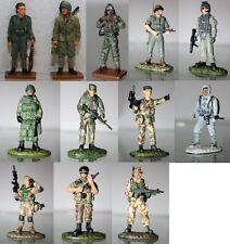 #07 Atlas/De Agostini/DEL PRADO-soldato/personaggio/MILITARE-stagno-scegliere: WWI, WWII
