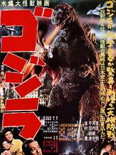 Godzilla 1954 Classic Gojira Film Japanese Huge Giant Wall Print POSTER