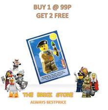Lego - #080 - artiste-créer le monde Trading Card-bestprice + cadeau-NEUF